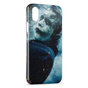 Coque iPhone XS Max Joker - The Dark Knight