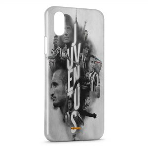 Coque iPhone XS Max Juventus Football 2