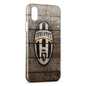 Coque iPhone XS Max Juventus Football Art