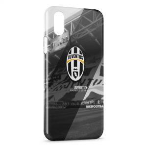 Coque iPhone XS Max Juventus Football Club 4
