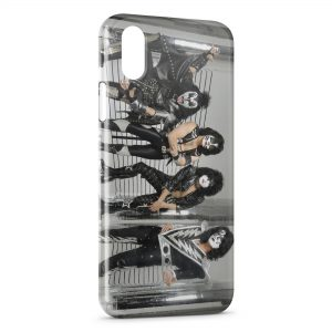 Coque iPhone XS Max KISS Music