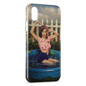 Coque iPhone XS Max Katy Perry 3
