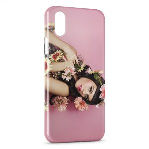 Coque iPhone XS Max Katy Perry 5