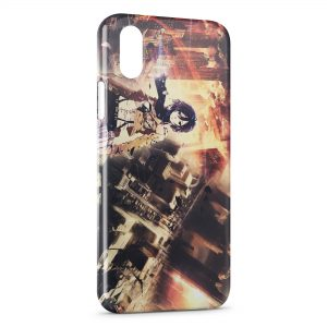 Coque iPhone XS Max L'Attaque des Titans 2