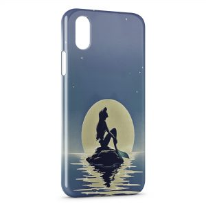 Coque iPhone XS Max La Petite Sirène Ariel Water
