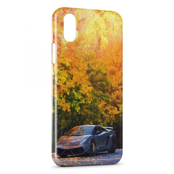 coque iphone xs nissan