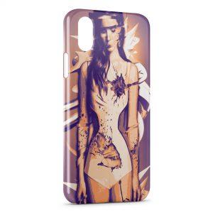 Coque iPhone XS Max Lana Del Ray 2