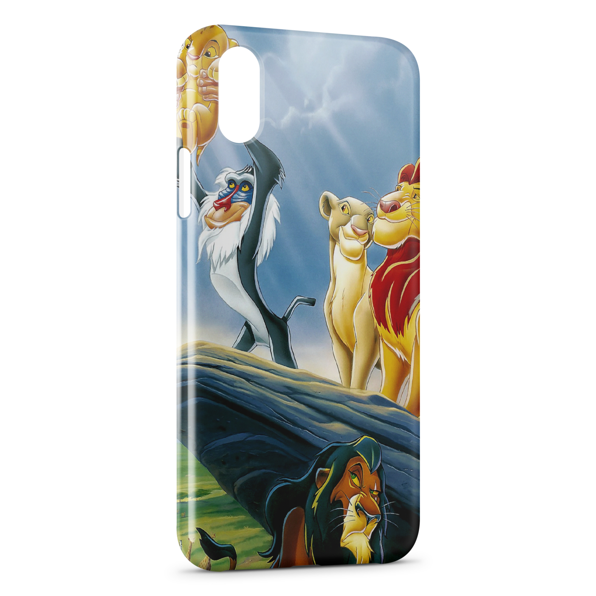 coque protection iphone xs max lion
