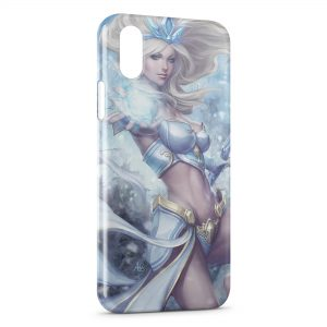 Coque iPhone XS Max League Of Legends Katarina 1