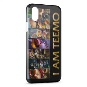 Coque iPhone XS Max League Of Legends Teemo 1