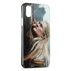 Coque iPhone XS Max Legolas