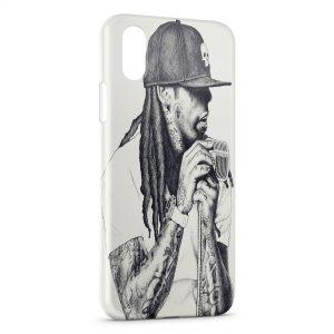 Coque iPhone XS Max Lile Wayne