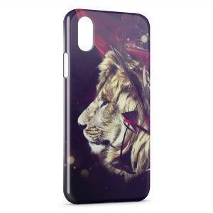 Coque iPhone XS Max Lion King 2