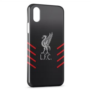 Coque iPhone XS Max Liverpool FC Football 3