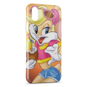 Coque iPhone XS Max Lola Bunny Bugs Girl Fun