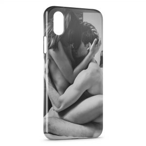 Coque iPhone XS Max Love is Power 2