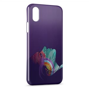 Coque iPhone XS Max Loving Head