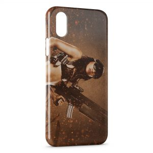 Coque iPhone XS Max Machete Film