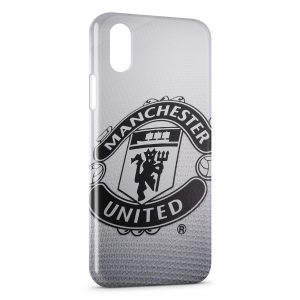 Coque iPhone XS Max Manchester United Football