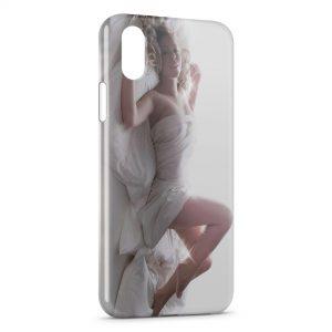 Coque iPhone XS Max Mariah Carey 2