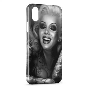Coque iPhone XS Max Marilyn 5