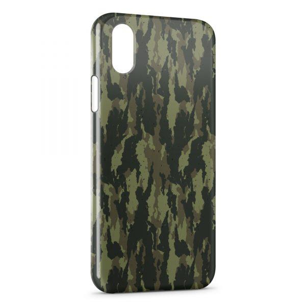 coque militaire iphone xs