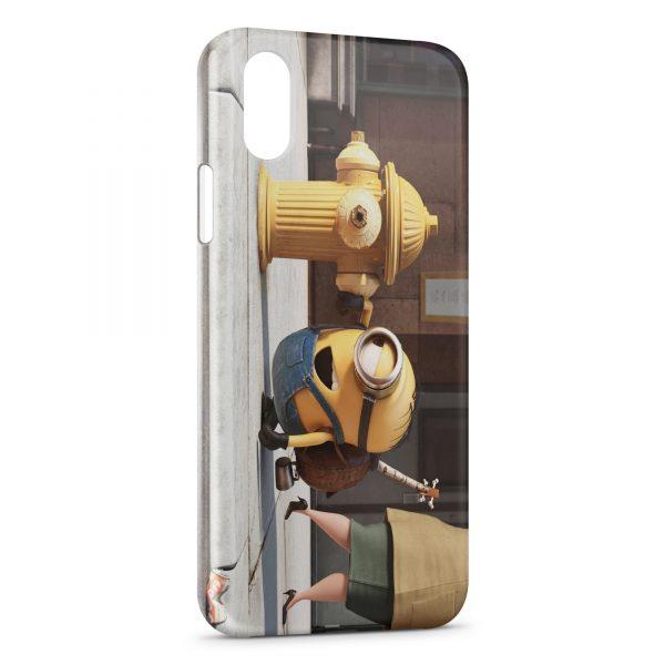 Coque iPhone XS Max Minion 15