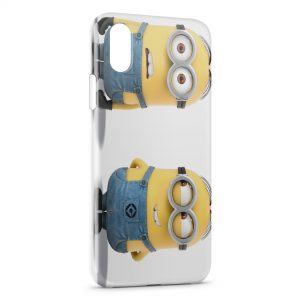 Coque iPhone XS Max Minion 16