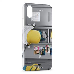 Coque iPhone XS Max Minion 19