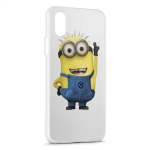 Coque iPhone XS Max Minion 2