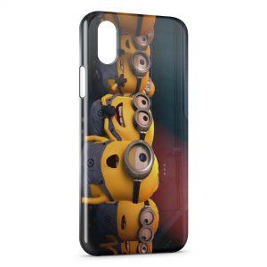 Coque iPhone XS Max Minion 24