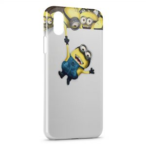 Coque iPhone XS Max Minion 32