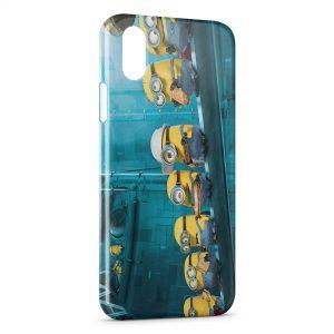 Coque iPhone XS Max Minions