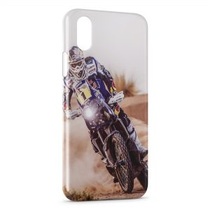 Coque iPhone XS Max Motocross Rider