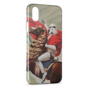 Coque iPhone XS Max Napoléon Star Wars