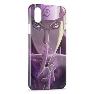 Coque iPhone XS Max Naruto