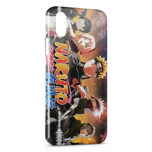 Coque iPhone XS Max Naruto 5