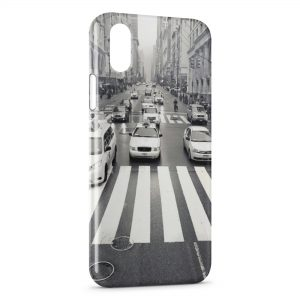 Coque iPhone XS Max New York City Taxi