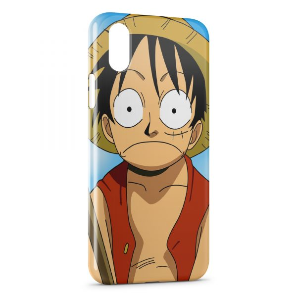 coque iphone xs max one piece