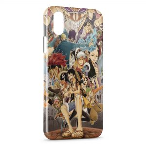 Coque iPhone XS Max One Piece Manga 36