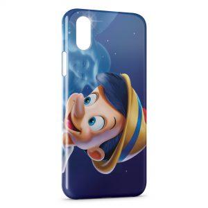 Coque iPhone XS Max Pinocchio 2