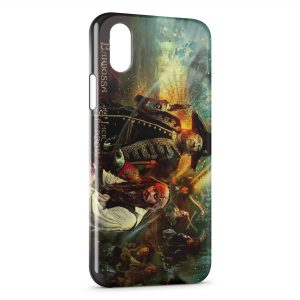 Coque iPhone XS Max Pirates des Caraibes 3
