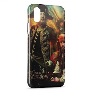 Coque iPhone XS Max Pirates des Caraibes