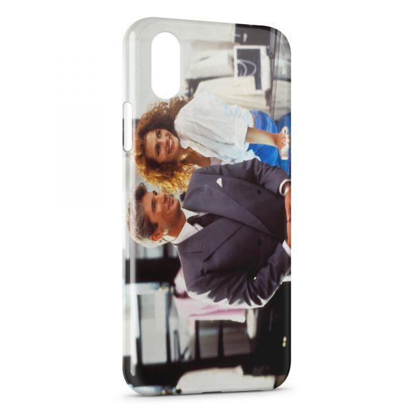Coque iPhone XS Max Pretty Woman Julia Roberts Richard Gere