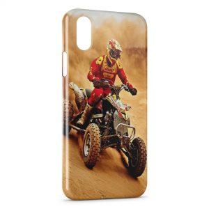 Coque iPhone XS Max Quad Style