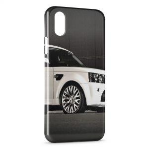 Coque iPhone XS Max Range Rover voiture
