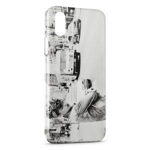 Coque iPhone XS Max Rihanna4