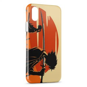 Coque iPhone XS Max Samurai Champloo Manga Anime