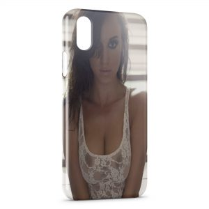 Coque iPhone XS Max Sexy Girl 21