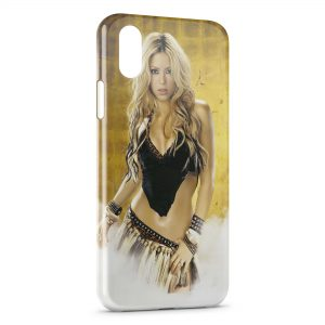 Coque iPhone XS Max Shakira